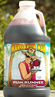 Margarita Man Rum Runner Mix