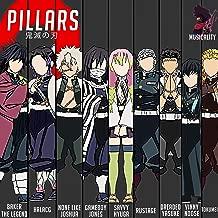 Pillars (Demon Slayer) [feat. Baker the Legend, Halacg, GameboyJones, Savvy Hyuga, Rustage, Dreaded Yasuke, Vinny Noose, Tokumei & Musicality]