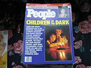 People Weekly (Children Of The Dark .....Prisoners Of A Genetic Disorder ...Sunlight A Killer, May 14 , 1990)