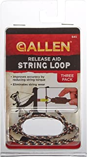 Allen Archery String Loop Release Aid (Pack of 3)