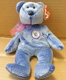 G35272299 TY Beanie Babies Periwinkle The Bear Plush Toy Stuffed Animal