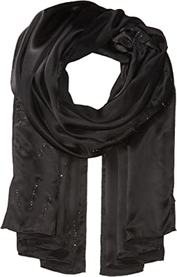 Ted Baker - Stardust Hot Fix Long Scarf