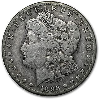 1896 s silver dollar