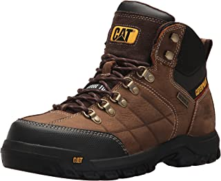 Caterpillar Men's Threshold Waterproof Steel Toe...