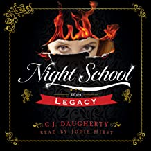 Night School: Legacy: Cimmeria Academy YA Thrillers, Book 2