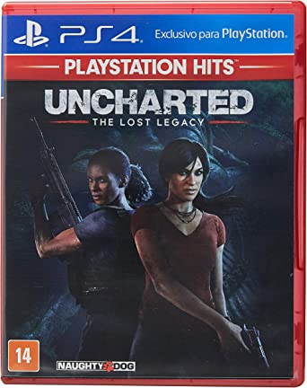 Uncharted: The Lost Legacy Hits - PlayStation 4