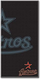 MLB Houston Astros Fiber Reactive Beach Towel