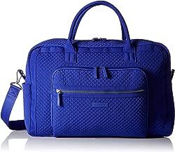 Vera Bradley Iconic Weekender Travel Bag, Microfiber, One Size
