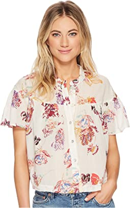 Sweet Escape Button Down Top