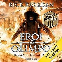 Il sangue dell'Olimpo: Eroi dell'Olimpo 5