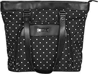 Kenneth Cole Reaction Dot Matrix 600d Polka Dot Polyester 15.6