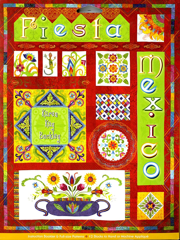 Karen Kay Buckley KKBFM Fiesta Mexico Art and Craft Product