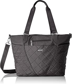 Baggallini Quilted Avenue Tote with Rfid