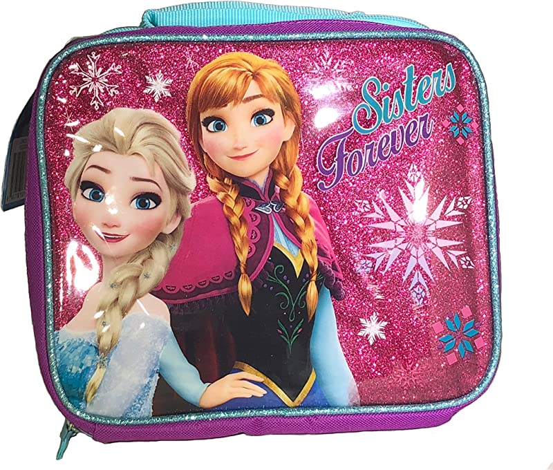Disney Frozen Sisters Forever Lunch Bag