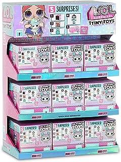 L.O.L. Surprise! Tiny Toys Full Series 1 –18 Pack Build a Tiny Glamper
