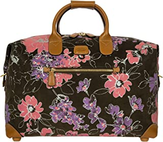Bric's Luggage Life 18 Inch Cargo Duffle (Pink)