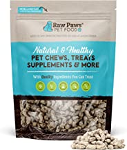 Raw Paws Premium Raw Freeze Dried Dog Food & Cat Food, 16 oz - Antibiotic-Free - Made in USA Only - Grain, Gluten and Whea...