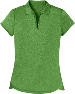 green tee golf apparel