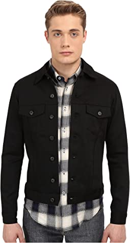 Naked & Famous - Power-Stretch Denim Jacket