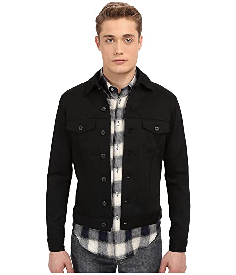 Naked & Famous Power-Stretch Denim Jacket at Zappos.com