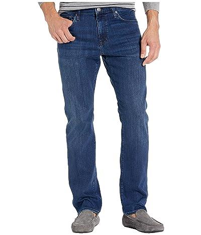 Mavi Jeans Matt Mid-Rise Relaxed Straight Leg in Blue Supermove (Blue Supermove) Men