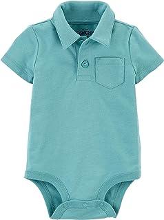 OshKosh B'Gosh baby-boys Polo Bodysuit