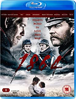 1864 Set 1864 - Liebe und Verrat in Zeiten des Krieges  Eighteen Sixty Four  NON-USA FORMAT Reg.B United Kingdom
