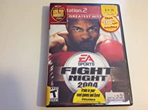 Playstation 2 Greatest Hits Game Fight Night 2004 Rated T