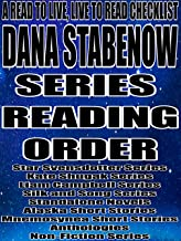 DANA STABENOW: SERIES READING ORDER: A READ TO LIVE, LIVE TO READ CHECKLIST [STAR SVENSDOTTER SERIES, KATE SHUGAK SERIES, LIAM CAMPBELL SERIES, COAST GUARD, SILK AND SONG SERIES, ALASKA SERIES]