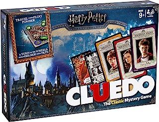Cluedo Harry Potter 2nd Ed. - Bordspel - Harry Potter uitgave van het populaire Cluedo bordspel - Voor de hele familie - T...