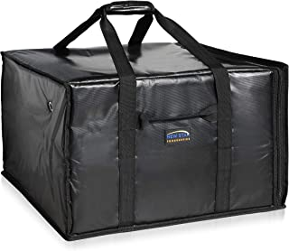 New Star Foodservice 51155 Insulated Pizza Delivery Bag, 22