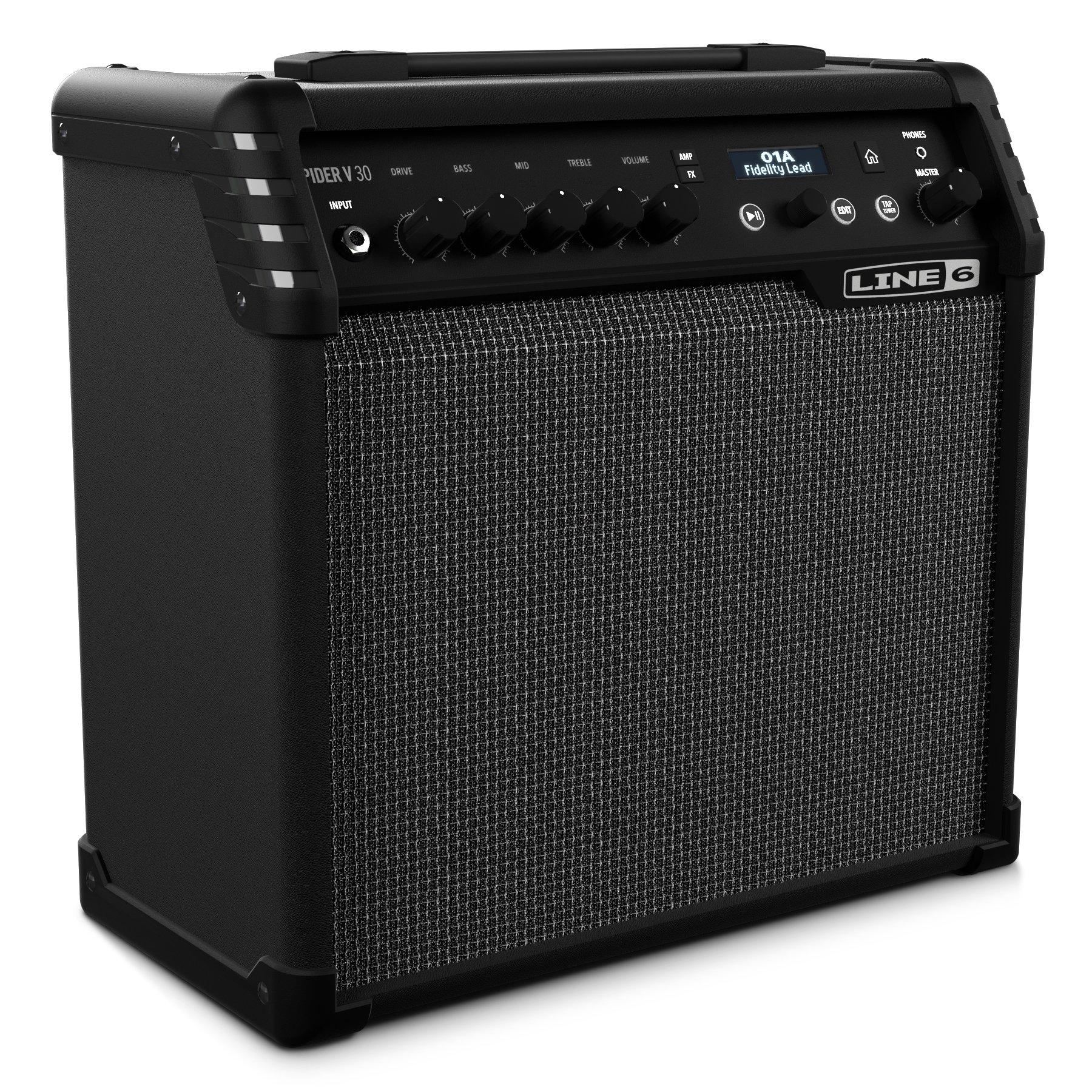 Line 6 Spider V 30- Amplificador de guitarra eléctrica: Amazon.es ...