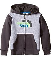 The North Face Kids - Logowear Full Zip Hoodie (Toddler)