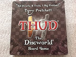 Thud The Discworld Board Game