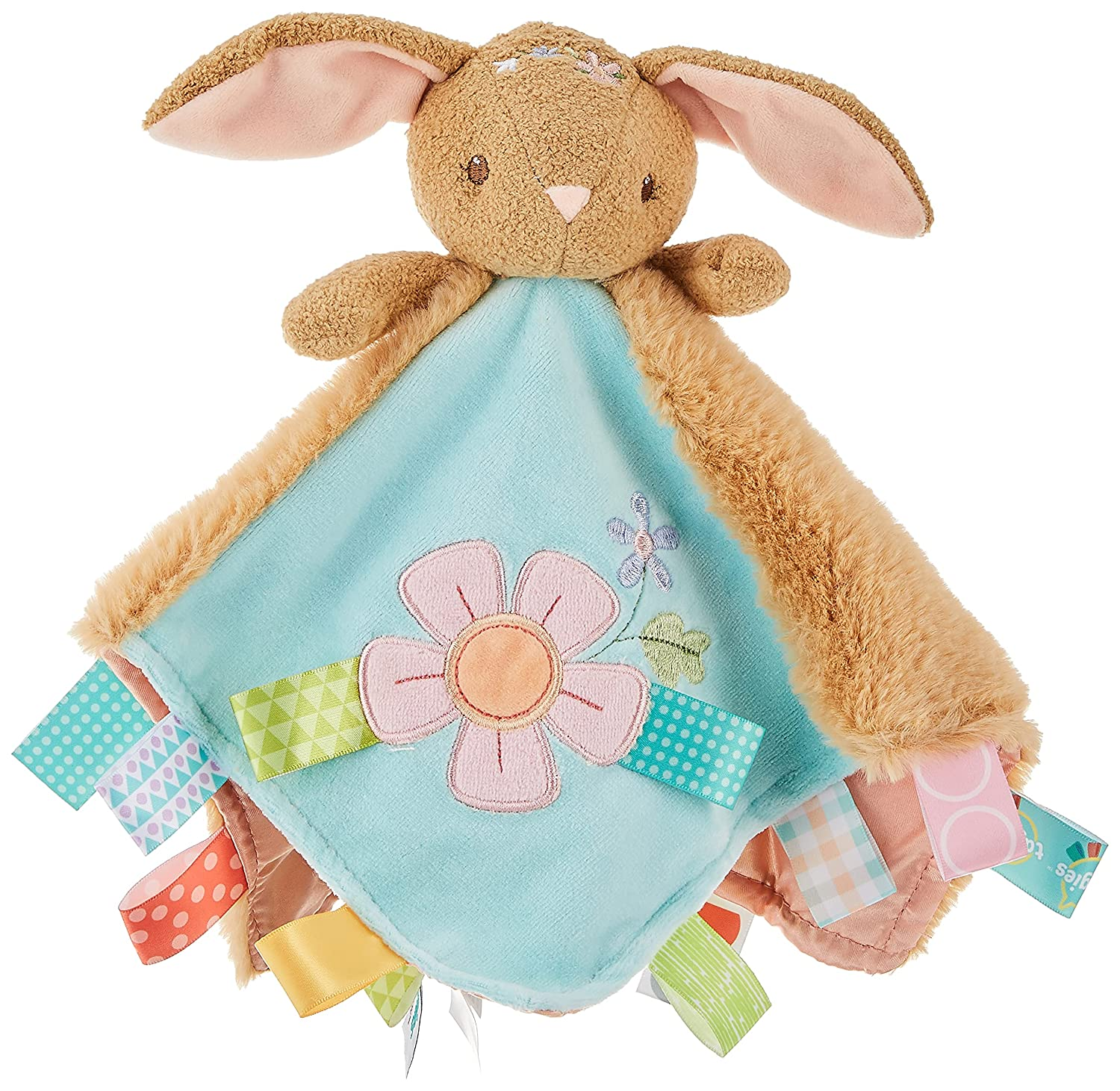 Minneapolis Mall Taggies Stuffed Animal Security Blanket Bunny NEW before selling ☆ 13 X Harmony 13