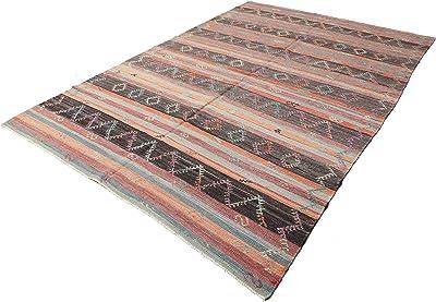 Amazon Com Kilim Turkish Rug 5 11 Quot X10 11 Quot 180x334 Cm