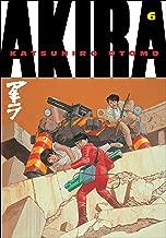 akira 6 volumes