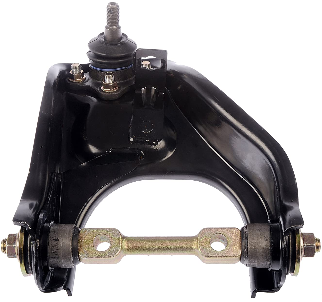 Dorman 521-113 Front Left Upper Suspension Control Arm and Ball Joint Assembly for Select Honda / Isuzu Models