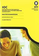 IOC Operational Risk Syllabus Version 13: Syllabus version 13: Practice Examinations