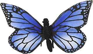 Hansa Butterfly Plush, Blue