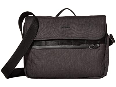 Pacsafe Metrosafe X Anti-Theft Messenger Bag (Carbon) Handbags