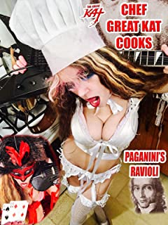 The Great Kat - Chef Great Kat Cooks Paganini's Ravioli