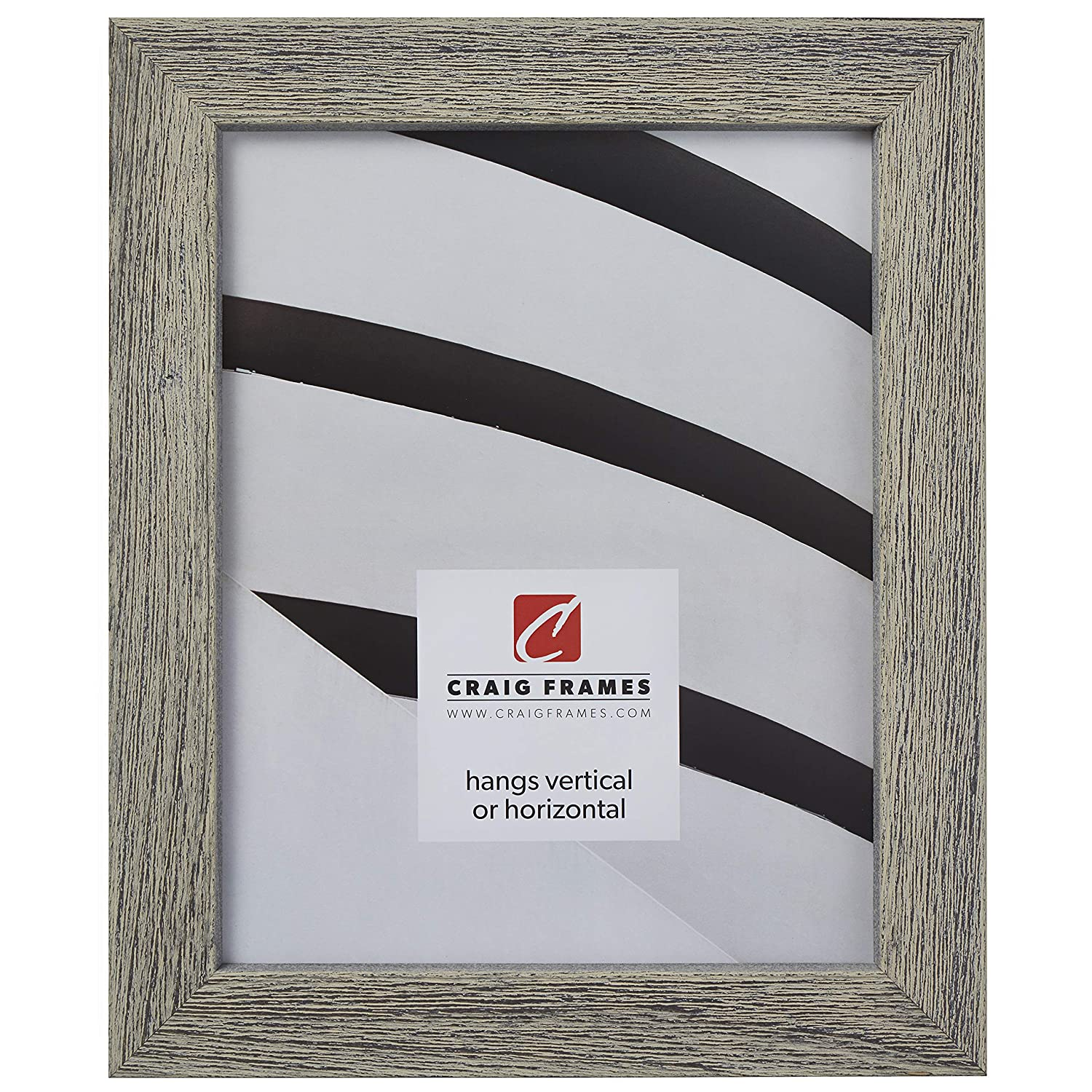 Factory outlet Max 50% OFF Craig Frames Gesso Distressed Off-White Plain Picture Wooden Fr