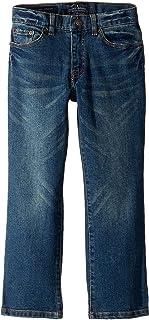 Lucky Brand Boys' 5-Pocket Classic Fit Straight Leg Denim Jean