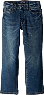 Boys' 5-Pocket Classic Fit Straight Leg Denim Jean