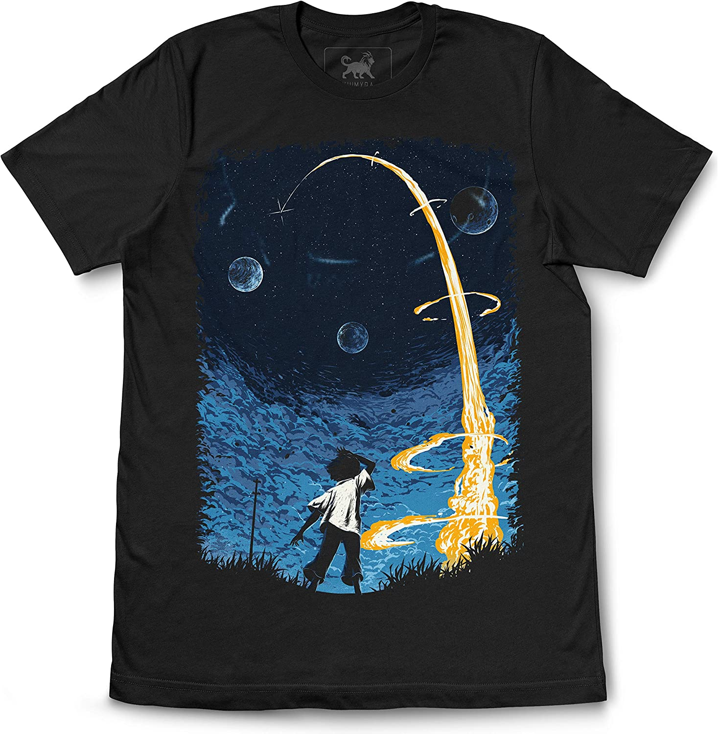 KHIMYRA Premium Graphic Tees for Men: Novelty T-Shirts & Cool Designs