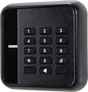 UHPPOTE 125khz ID Card Wiegand 26 Bit Reader Keypad for Access Control