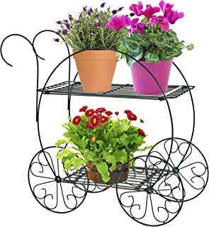 CobraCo Two Tiered Garden Cart FC100 (1, 2-Tier)
