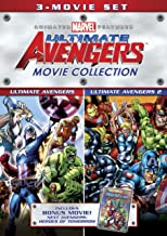 Ultimate Avengers Movie Collection: (Ultimate Avengers / Ultimate Avengers 2 / Next Avengers: Heroes of Tomorrow)