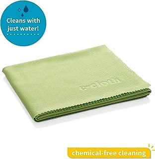 E-Cloth Glass & Polishing Microfiber Cleaning Cloth, Lime Green